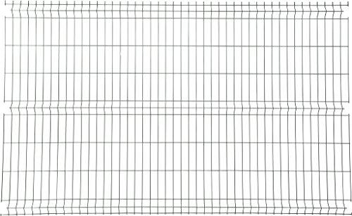 Clotures Place Panneau Vert 6005 250 x 160 x 5 cm HYBV248X153