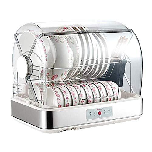 Kleine Desinfektion Kabinett, kleine Sterilisator Maschine KitchenDesinfection Kabinett Geschirr Drain Aufbewahrungsbox UV-Desinfektion Trocknen Desinfektion Reinigungskabinett -