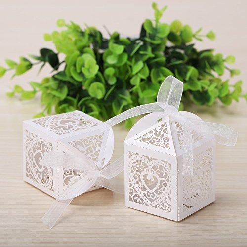 ghb-100-x-carta-scatole-bomboniera-scatoline-per-confetti-portaconfetti-caramelle-con-100-pcs-nastro