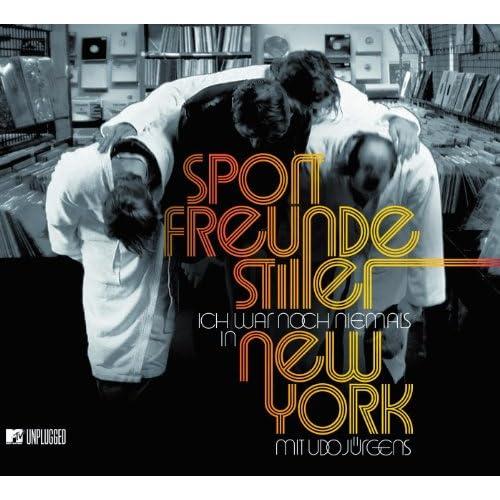 Ich War Noch Niemals In New York (Unplugged In New York)