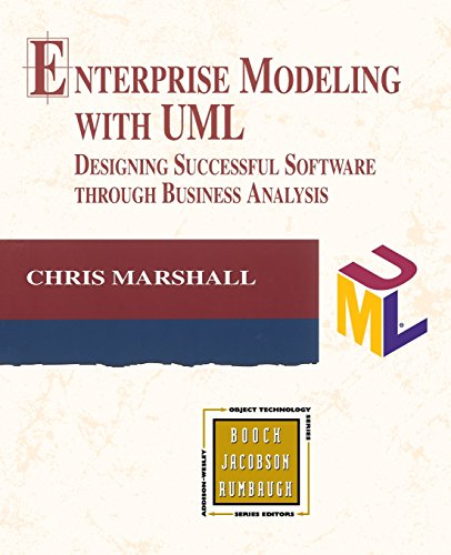 Enterprise Modelling with UML, w. CD-ROM (Addison-wesley Object Technology Series)