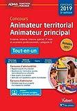 Concours Animateur territorial et Animateur principal - Catégorie B - Tout-en-un - Concours 2019