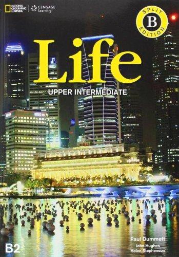 Life. Upper-intermediate. Split B. Con espansione online. Per le Scuole superiori