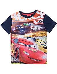 Disney Cars Jungen T-Shirt - marine blau