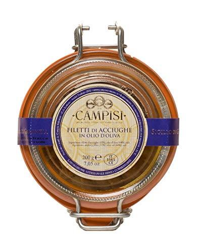 TIPILIANO | Filetes de anchoas del Mediterráneo | 200 gr.