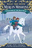 Magic Tree House #8: Blizzard of the Blue Moon (A Stepping Stone Book(TM)) (Magic Tree House (R) Merlin Mission)