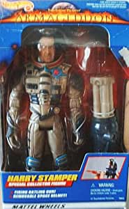 "Armageddon 8"" Harry Stamper Special Collector Figure."