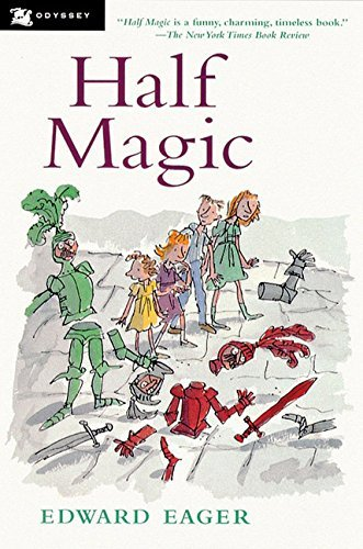 Half Magic by Edward Eager (1999-03-31)