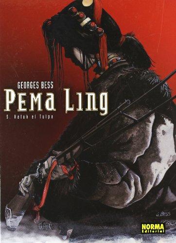 PEMA LING 5. HATUK EL TULPA (CÓMIC EUROPEO) por Georges Bess