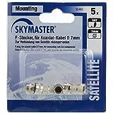 Skymaster Kit 5x fiche F Diamètre 7mm Noir