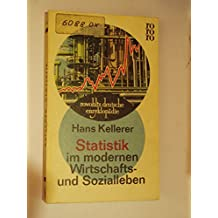 Hans Kellerer: Statistik im modernen Wirtschafts- und Sozialleben
