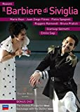 Rossini: Il Barbiere Di Siviglia (The Barber of Seville) - Madrid Teatro Real [DVD] [2005] [NTSC] by Bruno Practic?
