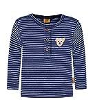 Steiff Jungen T-Shirt 1/1 Arm, Mehrfarbig (Y/D Stripe 0001),74