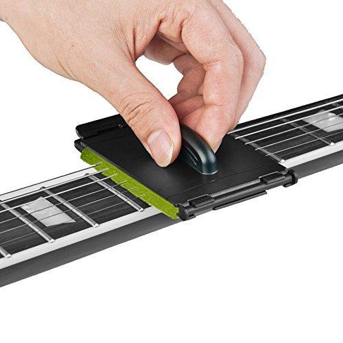 broadroot eléctrico guitarra cuerdas graves Depurador limpiador de conductos de limpieza mantenimiento...