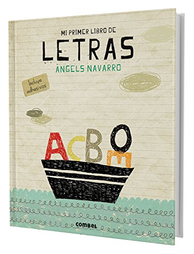 Letras (Mi primer libro de...) por Àngels Navarro Simon