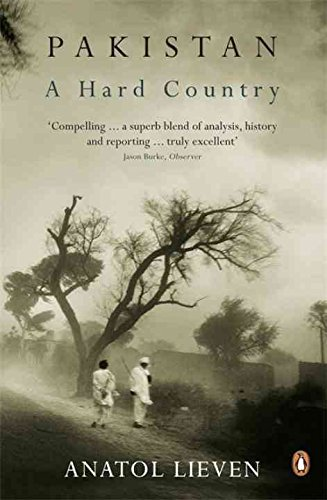 [(Pakistan: A Hard Country)] [By (author) Anatol Lieven] published on (April, 2012)