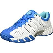 K-Swiss Bigshot Light - Zapatillas para Mujer, Color Blanco