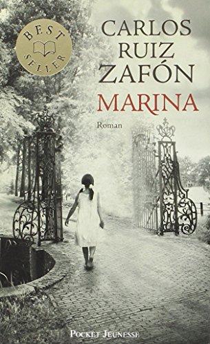 Marina par Carlos Ruiz Zafon