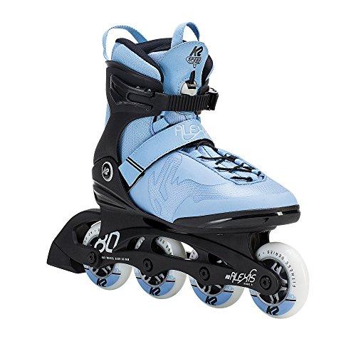 K2 Damen Alexis 80 Pro Inline Skates, Mehrfarbig, 8 US