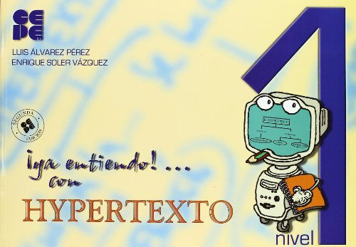 Hypertexto. 1 (Estrategias Para Aprender) por Luis Alvarez