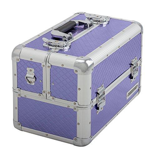 Etagenkoffer Beauty Case Kosmetikkoffer – in vielen Farben lieferbar - 2