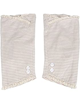 Colorfulworld protección de las mujeres del verano de Sun UV guantes de al aire libre 100% de algodón de guantes...