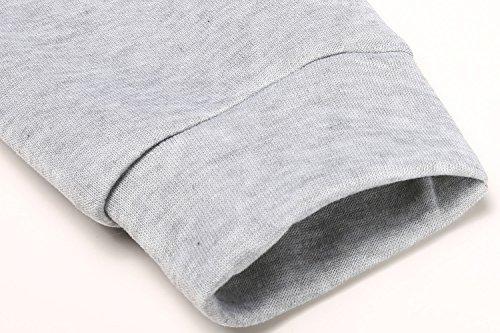 MEXI - Sweat-shirt - Femme Stil 03-Grau