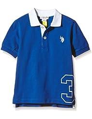 US Polo Association Fab Colors Ss - polo Niñas