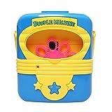 Ellien Seifenblasenmaschine Bubble Machine,Seifenblasen-Maschine Automatische Bubble Blower Bubble Maker Spielzeug für Kinder im Freien Spielen, Party, Hochzeit (Seifenblasenmaschine Kinder)