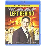 Left Behind Blu-ray + DVD + Special Features Combo Pack