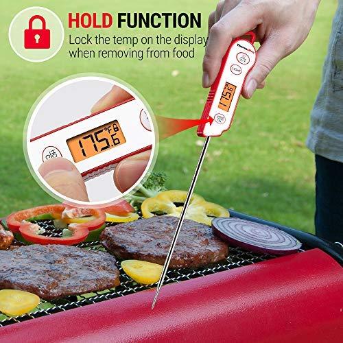 Zoom IMG-3 thermopro tp15 termometro cucina impermeabile