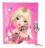 Depesche 10193 - Tagebuch mit Schloss, TOPModel, pink