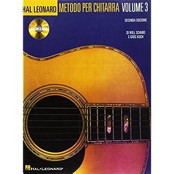 Metodo Per Chitarra Volume 3 +Cd