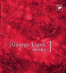 György Ligeti Works (9 Cds)