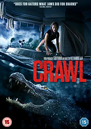 Crawl (DVD) [2019]
