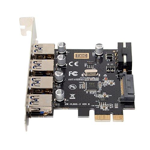 Cablecc - Adaptador Tarjeta expansión PCI Express