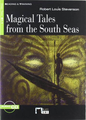 Magical tales from the south seas, ESO. Material auxiliar por Cideb Editrice