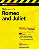 Romeo and Juliet: Complete Study Edition (Cliffs Notes S.)