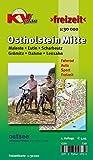 Bad Malente, Eutin, Scharbeutz, Grömitz, Dahme, Lensahn (Ostholstein Mitte): Rad- und Freizeitkarte 1:30.000 (KVplan-Freizeit-Reihe)