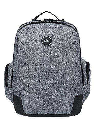 Quiksilver Herren SCHOOLIE II Backpack, Light Grey Heather, 1SZ