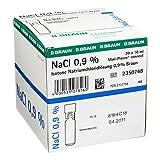 Isotone Kochsalzlösung 0,9% Miniplasco 10 ml, 20 St.