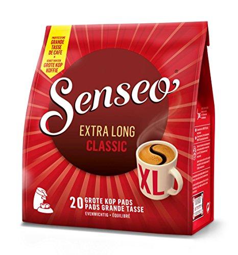Purchase 8 x Senseo Classic Mug Size 20 Pads (160 Pads) Medium / Regular Roast from Senseo