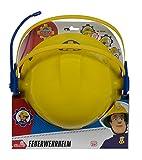 Simba 109258698 - Feuerwehrmann Sam Helm in gelb 23 cm für Simba 109258698 - Feuerwehrmann Sam Helm in gelb 23 cm