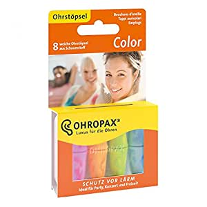 Ohropax Color, 8 St.