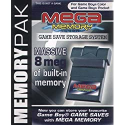 GameBoy Color - Mega Memory für z.B Pokemon [BigBen]