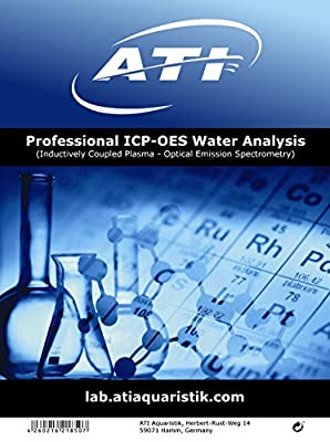 ATI ICP-OES Water Analysis Wassertest