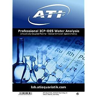 ATI Aquaristik ICP-OES Aquarium water test