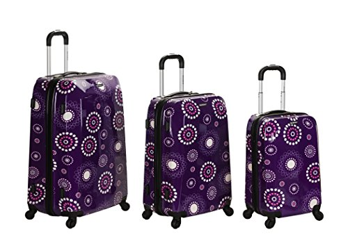 rockland-luggage-vision-polycarbonate-3-piece-luggage-set-purple-pearl-one-size