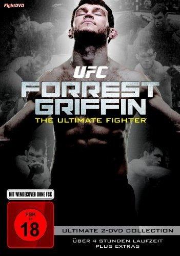 ufc-forrest-griffin-the-ultimate-fighter-2-dvds
