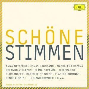 Netrebko/Garanca/Kaufmann/Pavarotti/+ Schöne Stimmen-Sampler 2009 (Ltd.Edition)